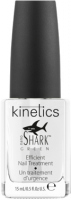 Kinetics - Nano Shark Green - Efficient Nail Treatment - Base and conditioner for damaged and weak nails - 15 ml