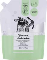 YOPE - NATURALNY REGENERUJĄCY ŻEL POD PRYSZNIC - UZUPEŁNIENIE - Yunnan chińska herbata - 800 ml