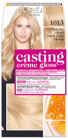 L'Oréal - Casting Creme Gloss - Casting Créme Gloss - Caring without ammonia - 1013 Sand Blonde