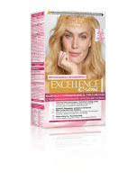 L'Oréal - EXCELLENCE Creme - Koloryzacja do włosów z potrójną pielęgnacją - 9.3 Bardzo Jasny Blond Złocisty