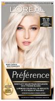 L'Oréal - Préférence - Permanent Haircolor 11.11 - VENICE - ULTRA LIGHT COOL CRYSTAL BLONDE - Hair dye - Permanent coloring - Very Very Light Cool Crystal Blonde
