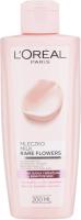 L'Oréal - RARE FLOWERS MILK - Makeup Remover