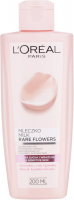 L'Oréal - MILK RARE FLOWERS - Mleczko łagodzące do demakijażu skóry suchej i wrażliwej - 200 ml