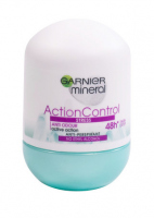 GARNIER - Mineral - Action Control Stress Anti-Perspirant - Roll-on antiperspirant - 50 ml