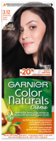 GARNIER - COLOR NATURALS Creme - Long-lasting, nourishing hair color - 3.12 Frost Brown