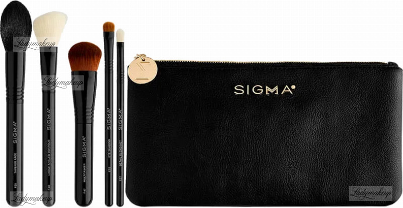 Sigma Multitask Brush Set 5 Black
