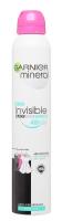 GARNIER - Mineral - Invisible Black White Colors - Fresh - Spray antiperspirant - 250 ml