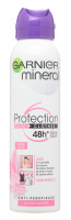 GARNIER - Mineral - Protection Skin + Clothes - Cotton Fresh - Antiperspirant spray 6in1 with moringa extract - 150 ml