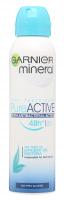 GARNIER - Mineral - Anti-Perspirant Pure Active - Antibacterial antiperspirant with tea tree extract - 150 ml