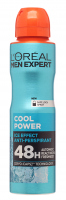 L'Oréal - MEN EXPERT - COOL POWERICE EFFECT ANTI-PERSPIRANT - Dezodorant / Antyperspirant w spray'u dla mężczyzn 48H - 150 ml