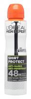 L'Oréal - MEN EXPERT - SHIRT PROTECT ANTI MARKS ANTI-PERSPIRANT - Deodorant / Antiperspirant spray for men 48H - 150 ml