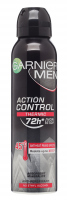 GARNIER - MEN - ACTION CONTROL THERMIC 72H ANTI-PERSPIRANT - Spray antiperspirant with thermo protection - 150 ml