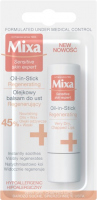 Mixa - Oil In Stick Regenerating - Regenerating, oil lip balm - 4.7 ml