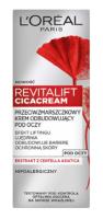 L'Oréal - REVITALIFT CICA CREAM - Anti-wrinkle rebuilding eye cream - 15 ml
