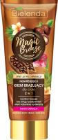 Bielenda - Magic Bronze - Bronzing Body Cream - Dark Skin - 2in1 Moisturizing bronzing body cream - Dark complexion - 200 ml