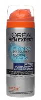 L'Oréal - MEN EXPERT - ANTI IRRITATIONS SHAVING FOAM - Pianka do golenia przeciw podrażnieniom - 200 ml