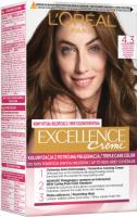 L'Oréal - EXCELLENCE Creme - Koloryzacja do włosów z potrójną pielęgnacją - 4.3 Złocisty Brąz