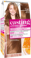 L'Oréal - Casting Créme Gloss - Nourishing color without ammonia - 700 Blond