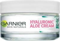 GARNIER - HYALURONIC ALOE CREAM - Light nourishing face cream - Dry and sensitive skin - 50 ml