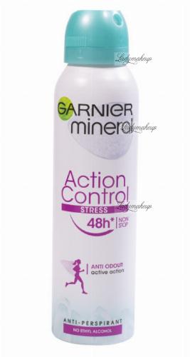 GARNIER - Mineral - Action Control Stress Anti-Perspirant - Antyperspirant w spray'u - 150 ml