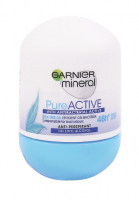 GARNIER - Mineral - Anti-Perspirant Pure Active Roll On - Antibacterial antiperspirant with tea tree extract - 50 ml