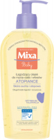 MIxa - Baby - ATOPIANCE - Soothing oil for washing the body and hair - Dry and atopic skin - 250 ml