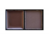 Sleek - Brow Kit - Zestaw do stylizacji brwi - DARK 818 - DARK 818