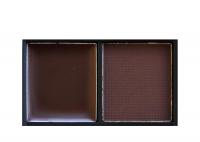 Sleek - Brow Kit - Zestaw do stylizacji brwi - EXTRA DARK 819 - EXTRA DARK 819