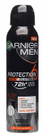GARNIER - MEN PROTECTION SKIN + CLOTHES 72H ANTI-PERSPIRANT - Antyperspirant w spray'u dla mężczyzn - 150 ml