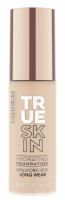 Catrice - TRUE SKIN HYDRATING FOUNDATION  - 30 ml - 010 COOL CASHMERE - 010 COOL CASHMERE