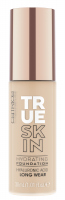 Catrice - TRUE SKIN HYDRATING FOUNDATION  - 30 ml - 004 NEUTRAL PORCELAIN - 004 NEUTRAL PORCELAIN