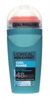 L'Oréal - MEN EXPERT - COOL POWERICE EFFECT ANTI-PERSPIRANT ROLL ON - Deodorant / Antiperspirant roll-on for men 48H - 50 ml