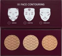 AFFECT - CONTOUR MAKEUP PALETTE - Paleta do konturowania twarzy