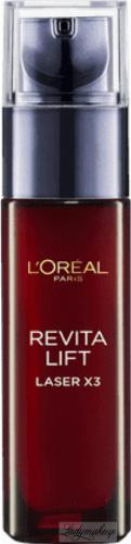 L'Oréal - REVITALIFT LASER X3 - ANTI-AGING SERUM NEW SKIN  - Regenerating Anti-Aging Serum 40+-30 ml
