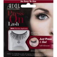 ARDELL - Press On Lashes - Sztuczne rzęsy na pasku z aplikatorem - 101 - 101
