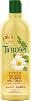 Timotei - Golden Highlights Shampoo - Shampoo for blonde or bleached hair - Chamomile extract - 400 ml