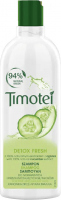 Timotei - Detox Fresh Shampoo - Shampoo for normal and oily hair - Cucumber extract - 400 ml