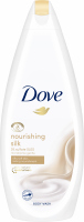 Dove - Nourishing Silk Body Wash - Żel pod prysznic - Jedwab - 750 ml