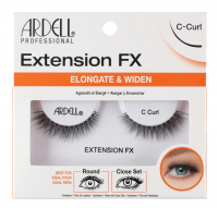 ARDELL Extension Fx - Artificial strip eyelashes - C CURL