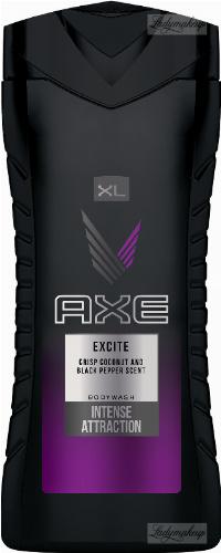 AXE - EXCITE Bodywash Intense Attraction - Shower gel for men - 400 ml