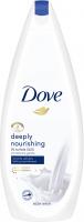 Dove - Deeply Nourishing Body Wash - Nourishing shower gel - 750 ml