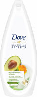 Dove - Nourishing Secrets - Invigorating Ritual Body Wash - Żel pod prysznic - Olej Awokado & Ekstrakt z Nagietka - 750 ml