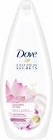 Dove - Nourishing Secrets - Gowing Ritual Body Wash - Shower Gel - Lotus Extract & Rice Water - 750 ml