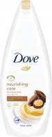 Dove - Nourishing Care Body Wash - Shower Gel - Argan Oil - 750 ml