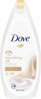 Dove - Nourishing Silk Body Wash - Żel pod prysznic - Jedwab - 500 ml
