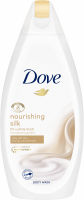 Dove - Nourishing Silk Body Wash - Shower gel - Silk - 500 ml