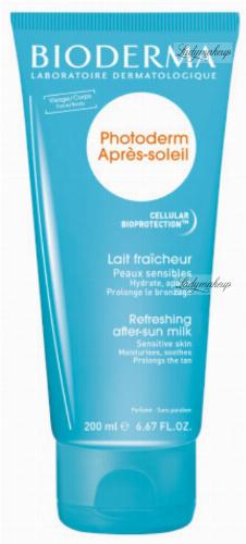 BIODERMA - Photoderm Refreshing After Sun Milk - After sun lotion - 200 ml