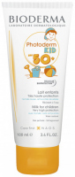 BIODERMA - Photoderm KID SPF 50+ Milk for Children - Waterproof, protective sun milk for children - 100 ml