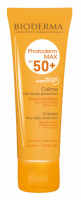 BIODERMA - Photoderm MAX SPF 50+ Cream - Waterproof, protective sunscreen for dry skin - 40 ml