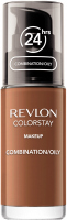 REVLON - COLORSTAY™ FOUNDATION - Podkład do cery tłustej i mieszanej - 30 ml - 410 - CAPPUCCINO - 410 - CAPPUCCINO